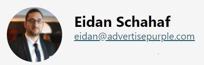 Eidan - Advertise Purple